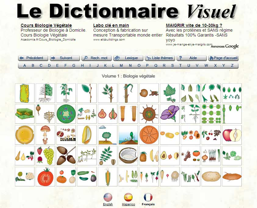 25 janvier 2010 - Boite a idees synonyme ...